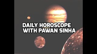 Daily Horoscope with Pawan Sinha: Here is how today will turn out for you - ABPNEWSTV