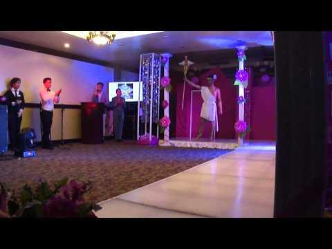 Pasarela Traje Típicos Proyección Talentos Honduras