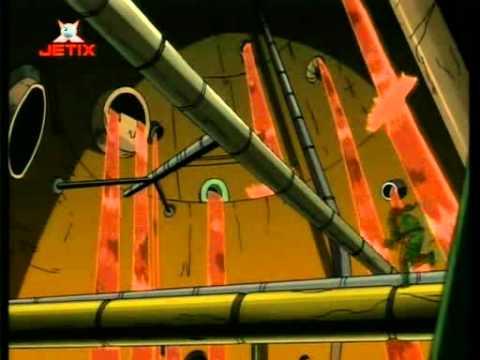 TMNT PL Wojownicze żółwie ninja  - Lepsza pułapka na myszy 01E02