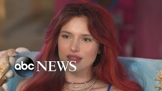 'Midnight Sun' star Bella Thorne on showing the world who she really is - ABCNEWS