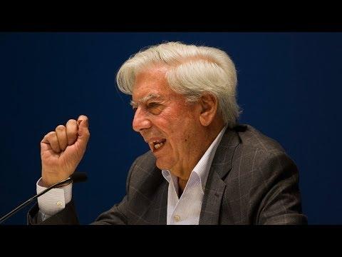 Mario Vargas Llosa criticó violaciones a la libertad de expresión -- Noticiero Univisión