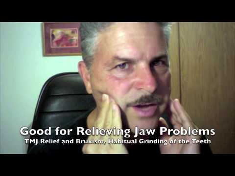 Sinuse, Jaw Bruxism & TMJ Acupressure Points