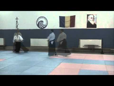 AIKIDO - Sokumen Irimi Nage