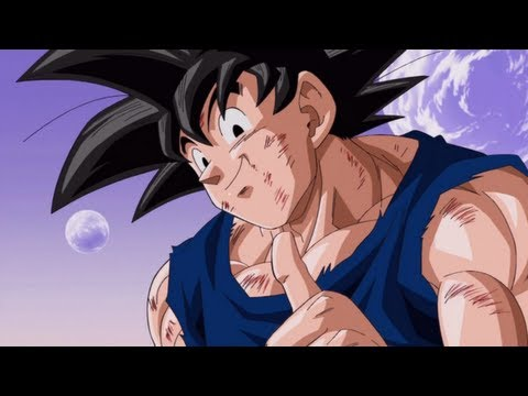 DragonBall Z Ultimate Tenkaichi Cutscene: Aftermath of Kid Buu Fight on Planet of the Kais [720p HD]