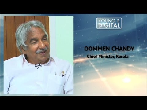 Oommen Chandy, Chief Minister, Kerala || Politicians Failed Kerala's Youth