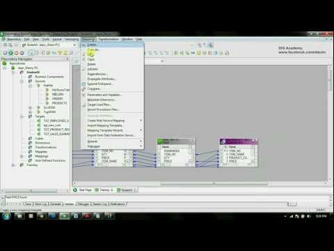 Informatica Tutorial Part 2.1 - Work with Joiner, Rank Transformation & Heterogeneous Sources