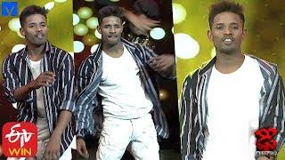 Raju Performance Promo - Dhee Champions (#Dhee12) - 22nd January 2020 - Sudigali Sudheer - MALLEMALATV