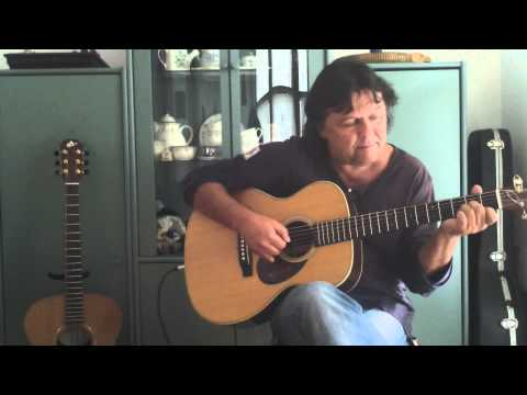 Wind Of Change (Scorpions) - Arranged For Acoustic Fingerstyle Guitar - Helmut Bickel