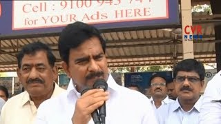 Minister Devineni Uma Maheswara Rao Four metro bus services launched between Vijayawada & Amaravati - CVRNEWSOFFICIAL