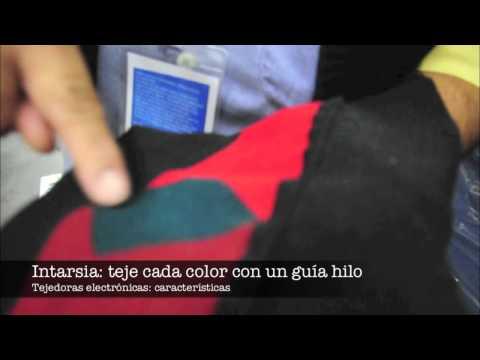 Innovación en Tejedoras electrónicas: equipadas con Intarsia, Jacquard y Full fashion
