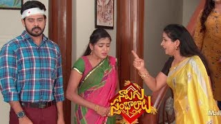 Naalugu Sthambalata Serial Promo - 18th October 2019 - Naalugu Sthambalata Telugu Serial - MALLEMALATV