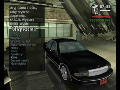 GTA San Andreas Felgi 26