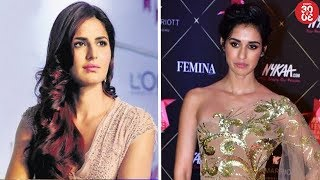 Katrina To Not Be A Part Of '83' Because Of Salman? | Disha Throws Starry Tantrums At An Event - ZOOMDEKHO
