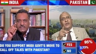 The Newshour Debate: Pakistan Envoy Fumbles - TIMESNOWONLINE