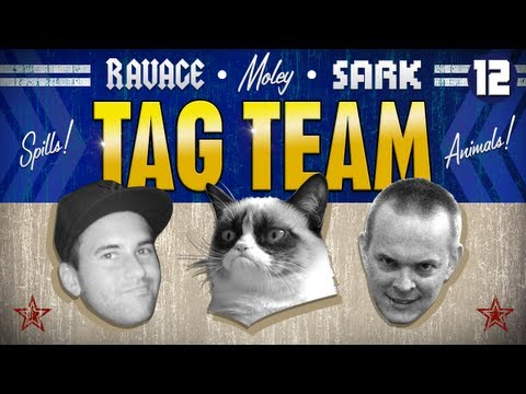 The Tag Team Ep. 12 - Gun Game Comedy! [Call of Duty: Black Ops 2]