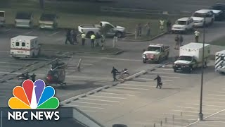 Santa Fe High School Shooting In Texas: Multiple Deaths Reported | NBC News - NBCNEWS