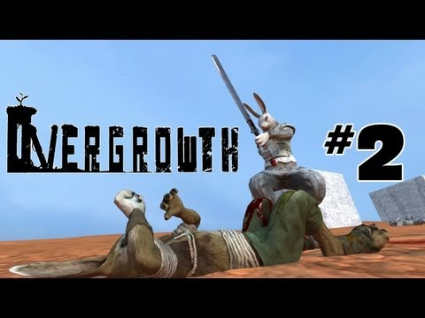 Overgrowth Episode 2 The Arena