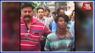 इंदौर में 8 महीने की मासूम के साथ दरिंदगी का आरोपी आया गिरफ्त में   Breaking News - AAJTAKTV