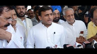 Akhilesh Yadav: BJP अपनी चिंता करे, महागठबंधन के दुल्हे की नहीं - ITVNEWSINDIA