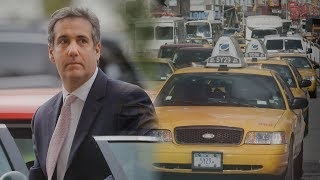 The boom and bust of Michael Cohen's taxi business - WASHINGTONPOST