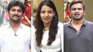 Krishnarjuna Yuddham Team Bytes | Nani | Rukshar Dhillon | Merlapaka Gandhi | TFPC - TFPC