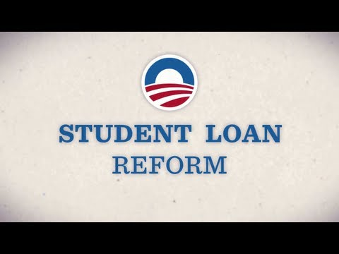 Reducing Your Student Loan Debt: Barack Obama's plan to help College Student Loan Borrowers