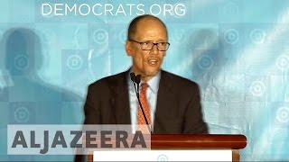 US Democrats elect Tom Perez as new leader - ALJAZEERAENGLISH