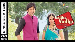 Balika Vadhu : Episode 1691 - 29th September 2014