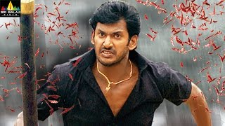 Vishal Action Scenes Back to Back | Volume 2 | Telugu Action Scenes | Sri Balaji Video - SRIBALAJIMOVIES
