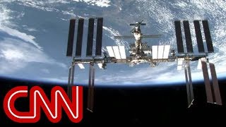 LIVE: Russian cosmonauts conduct ISS spacewalk - CNN