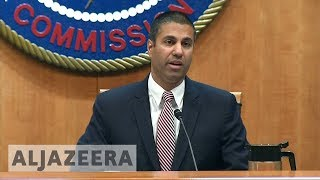US repeals net neutrality rules - ALJAZEERAENGLISH