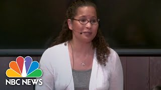 One Of The Ugliest Aspects Of Humanity': Virginia Lt. Governor. Accuser Speaks Out | NBC News - NBCNEWS