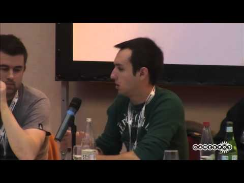 Creativity with Redstone - MineCon 2012