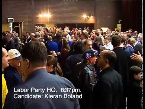 The Election Chaser 2001 - Pilot Episode