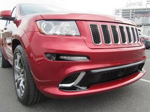 Roadfly.com - 2012 Jeep Grand Cherokee SRT8 and 2011 Jeep model overview