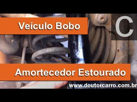 Dr CARRO Amortecedor Estourado e o Sintoma de Desalinhamento
