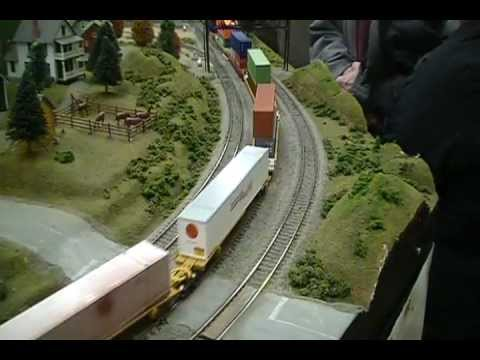 2012 Essex Train Show Part 1 with some rude lady who swore at me.