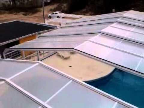 Techos corredizos para piscinas y piletas, Modelo Atuel Parada 47 Villa Gesell 2