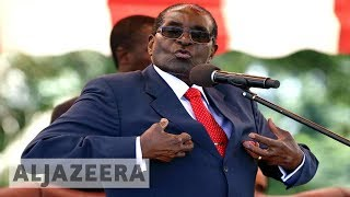 Analyst: Robert Mugabe's political support was a 'facade' - ALJAZEERAENGLISH