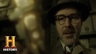 """Project Blue Book: Episode Recap - """"The Scoutmaster"""" (Season 1, Episode 7)   History - HISTORYCHANNEL"""