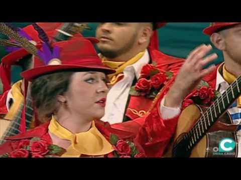 La agrupación Las enamoraitas llega al COAC 2017 en la modalidad de Comparsas. Primera actuación de la agrupación para esta modalidad.
