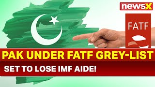 India Cautions IMF Against Bailout for Pakistan; Pak already under FATF Grey-List - NEWSXLIVE