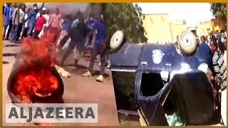 🇸🇩 Sudan: Mourners attending protester's death clash with police | Al Jazeera English - ALJAZEERAENGLISH