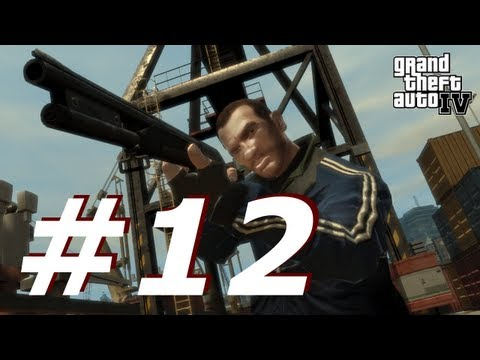 Grand Theft Auto 4 Multiplayer Shenanigans with Creatures Episode 12 - Going to PAX