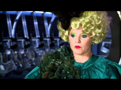 The Hunger Games cast interview: Elizabeth Banks