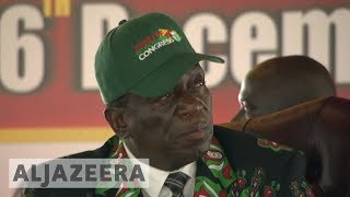 Emmerson Mnangagwa addresses party congress - ALJAZEERAENGLISH