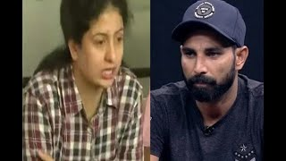 Hasin Jahan didn't tell me the truth about her daughters, says Shami - ABPNEWSTV
