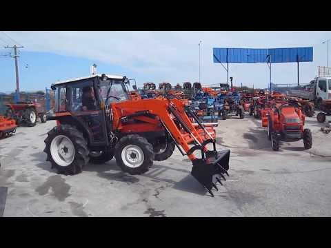 KUBOTA GL-27 FL 4X4 4WD www.trakter.com  