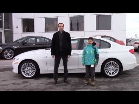 Calgary BMW Customer Testimonial - 2014 BMW 3 Series Diesel