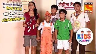 Tapu Sena Burn Cracker Amidst Midnight | Tapu Sena Special | Taarak Mehta Ka Ooltah Chashmah - SABTV